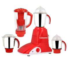 Celebration MG16 681 600 W Juicer Mixer Grinder