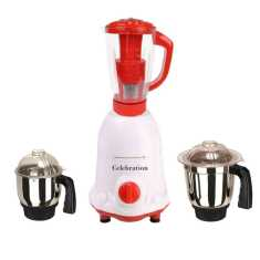Celebration jar Type 397 600 W Juicer Mixer Grinder