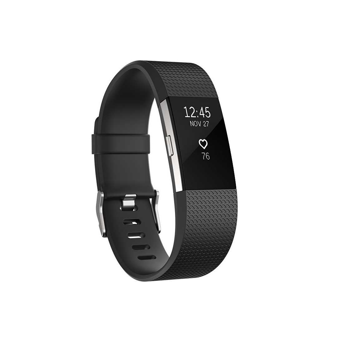 Fitbit Charge 2 Wireless Wristband (Small)