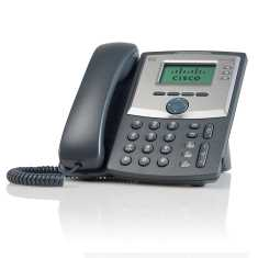 Cisco SPA 303 Corded And Cordless Landline Phone
