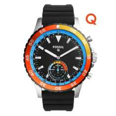 Fossil FTW1124 Q Crewmaster Hybrid Smartwatch