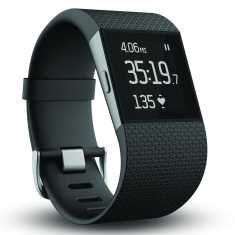 Fitbit Surge Ultimate Fitness Super Watch (Small)