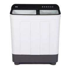 Haier HTW70-178BK 7 Kg Semi Automatic Top Loading Washing Machine