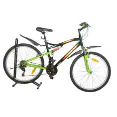 Hercules Mayhem 26 Inch Mountain Bicycle