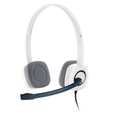 Logitech h150 Wired Headphone