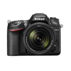 Nikon D7200 Camera with 18-140 mm lens
