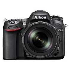 Nikon DSLR D7100 with 16-85mm Lens