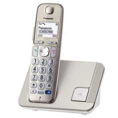 Panasonic KX TGE210 Corded and Cordless Landline Phone