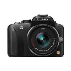 Panasonic Lumix DMC G3W Camera