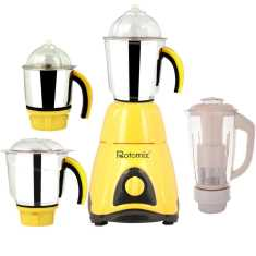 Rotomix Roto 600 Qualis 600 W Mixer Grinder