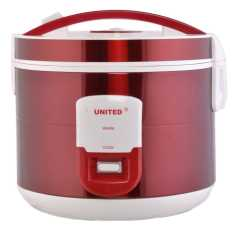 United X704 18 1.8 Liter Electric Rice Cooker