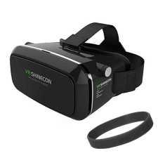 DMG Shinecon Cardboard Glasses 3D VR Headset