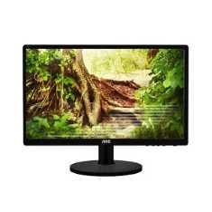 AOC E1660SW 15.6 inch Monitor