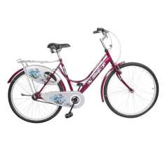 Atlas Beauty Plus 26 Inch Single Speed Road Cycle