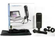AudioTechnica AT2020USB Microphone
