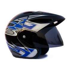 Autofy O2 Motorbike Helmet