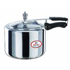 Bajaj BJJ PCX 33 SIR Aluminium 3 litres Pressure Cooker