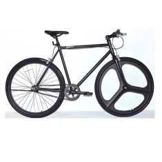 BikeArk Exo 26T Single Speed Road Cycle
