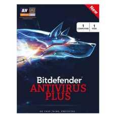 Bitdefender Antivirus Plus 2016 1 PC 1 Year