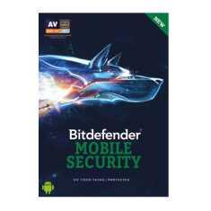 Bitdefender Anti-virus Mobile Security 2017 1 PC 1 Year