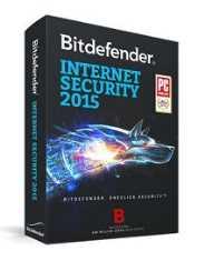 Bitdefender Internet Security 1 PC 1 Year 2015
