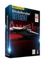Bitdefender Internet Security 2014 3 PC 1 Year