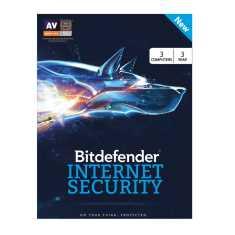 Bitdefender Internet Security 2017 3 PC 3 Year