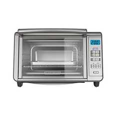 Black and Decker TO3280SSD Digital Convection Toaster Oven