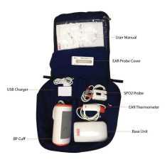 Bolt VA01 One Touch Wireless Health Tracker BP Monitor