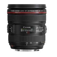 Canon EF 24 - 70 mm f/4L IS USM Lens