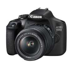 Canon EOS 1500D Camera with 18-55 mm Lens