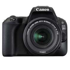 Canon EOS 200D Camera with 18-55 mm lens