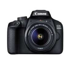 Canon EOS 3000D Camera with 18-55 Lens