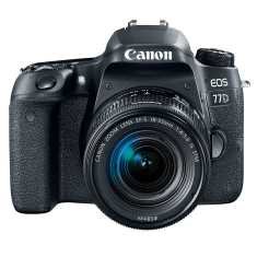 Canon EOS 77D Camera with 18-55 mm lens