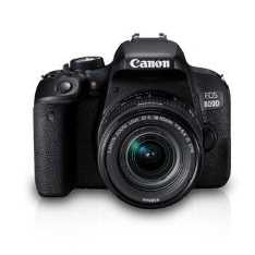 Canon EOS 800D Camera with 18-55 mm lens