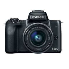Canon EOS M50 Mirrorless Camera with 15-45 mm lens