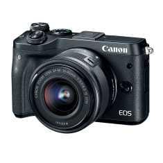 Canon EOS M6 15-45 mm
