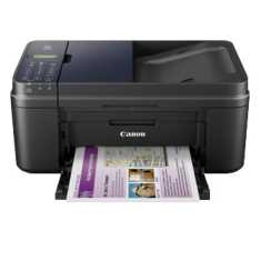 Canon Pixma E480 Inkjet MultiFunction Printer