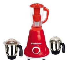 Celebration Jar Type 443 600 W Juicer Mixer Grinder
