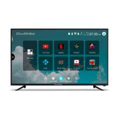 CloudWalker CLOUD TV 43SU 43 Inch 4K Ultra HD Smart LED Television