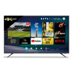 CloudWalker Cloud TV 50SU 50 Inch 4K Ultra HD Smart LED Television