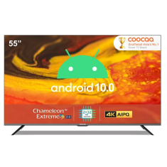 Coocaa 55S6G Pro 55 Inch 4K Ultra HD Smart Android LED Television