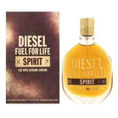 Diesel Fuel for life Spirit EDT For Men