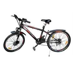 eRideLite eRL50 17.5 Inch Electric Bicycle