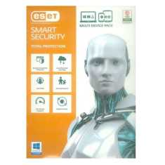 Eset Smart Security Version 9 2016 1 PC 1 Year