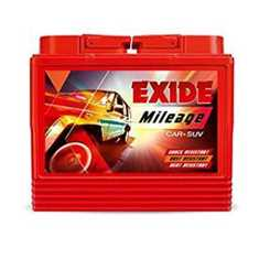 Exide Mileage 35Ah Car Battery