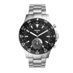 Fossil FTW1126 Q Crewmaster Hybrid Smartwatch