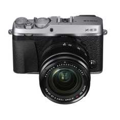 Fujifilm X-E3 Camera with 18-55 mm Lens