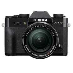 Fujifilm X-T10 Camera with 18-55 mm lens