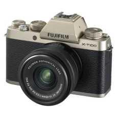 Fujifilm X-T100 Camera with 15-45 mm Lens